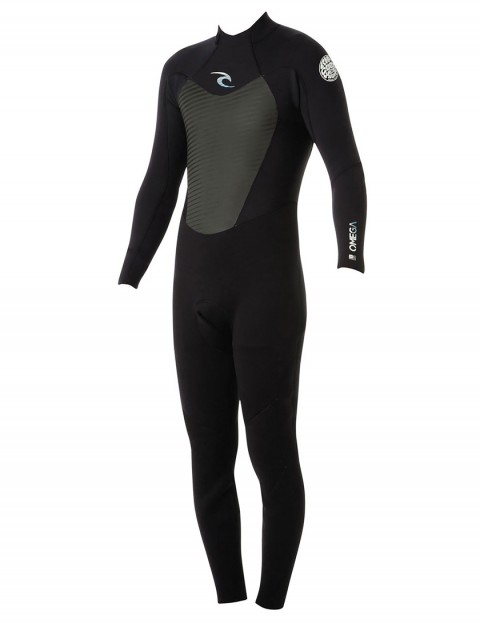 Rip Curl Omega 5/3mm Wetsuit 2018 - Black