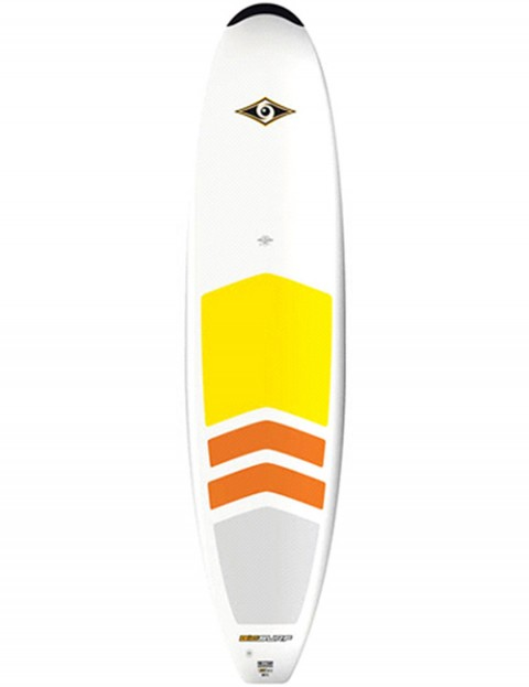 Bic Surfboards DURA-TEC Padded Natural Surf 2015 Mini Mal 7ft 9 - White