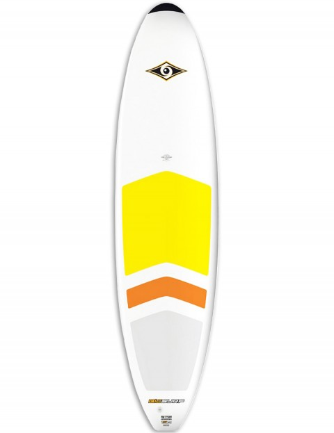Bic DURA-TEC Padded Magnum 2015 Surfboard 8ft 4 - White