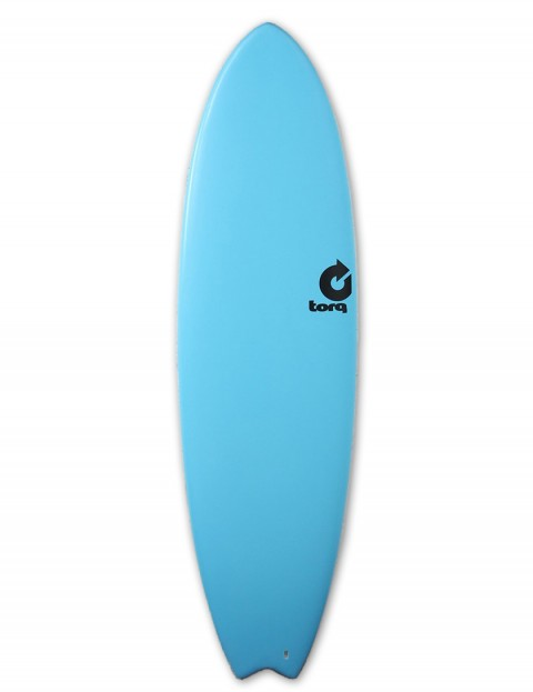 Torq Fish Soft & Hard surfboard 6ft 6 - Blue