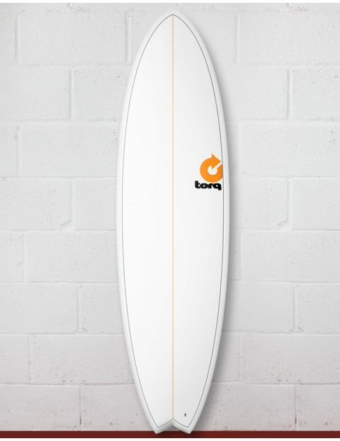 Torq Mod Fish surfboard 6ft 10 - Pinline