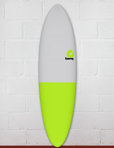 Torq Mod Fun Surfboard 6ft 8 - Fifty Fifty