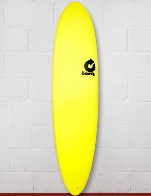 Torq Fun Soft & Hard surfboard 7ft 6 - Yellow
