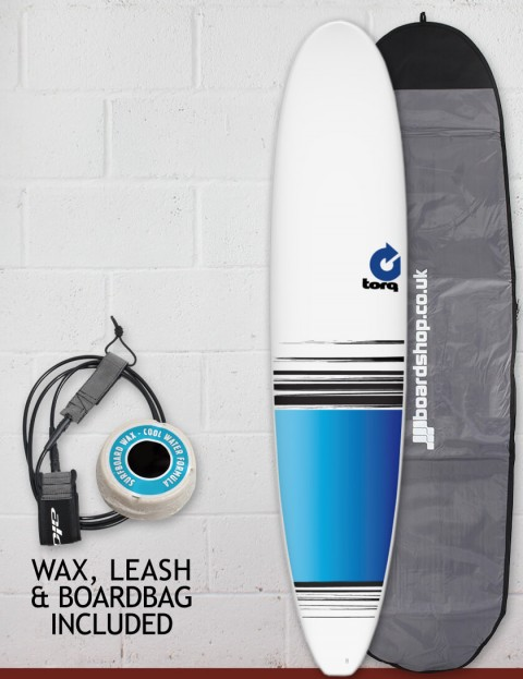 Torq Long Surfboard Package 9ft 0 - Colour Fade