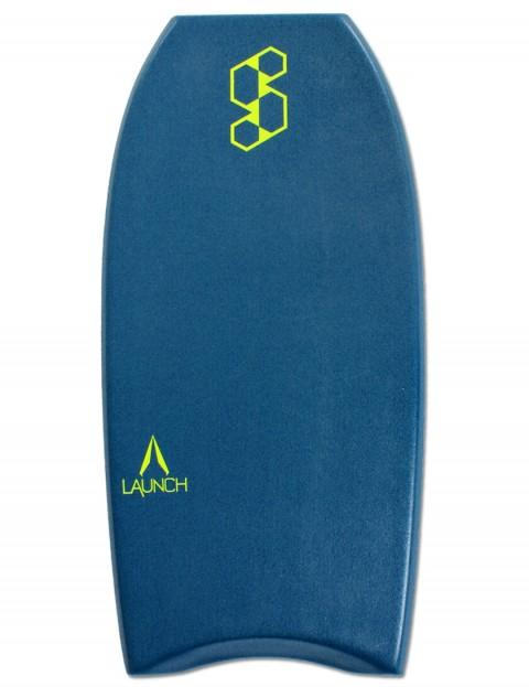 Science Launch PE Crescent Bodyboard 42 inch - Sea Green
