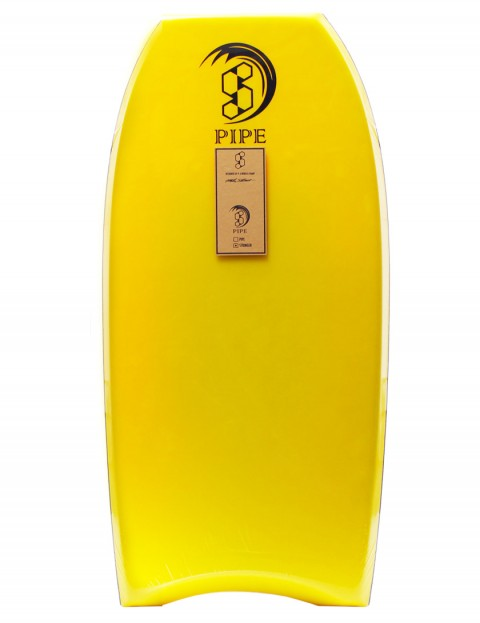 Science Pipe Stringer Bodyboard 40 inch - Yellow