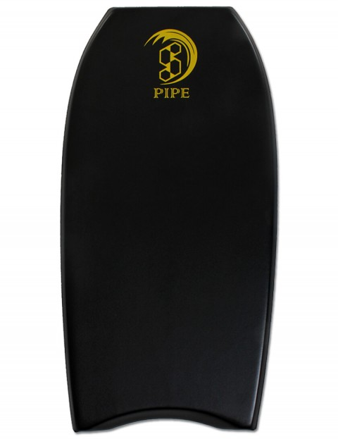 Science Pipe Bodyboard 44 inch - Black