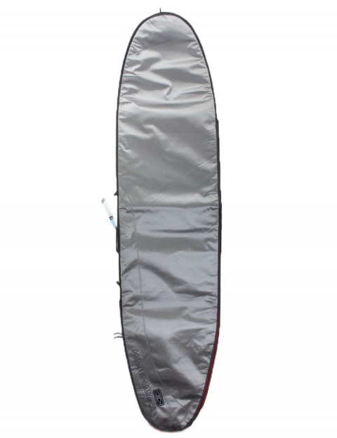 Ocean & Earth New Compact Day Longboard surfboard bag 5mm 9ft 2 - Surf Silver