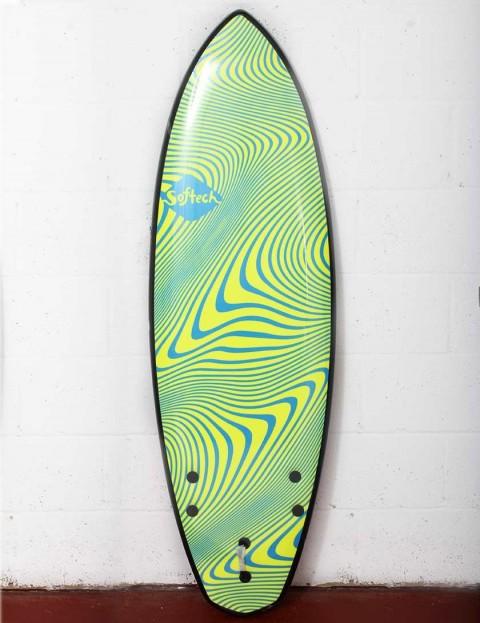 Softech Filipe Toledo Wildfire soft surfboard 5ft 11 FCS ...  Neon Surfboards