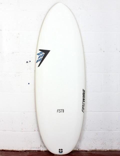 Firewire FST Sweet Potato surfboard 5ft 6 FCS II - White