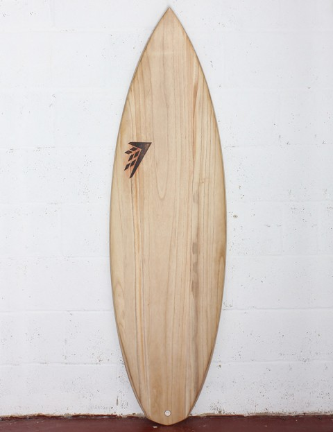 Firewire Timbertek Hellfire Kiteboard 5ft 8 Futures - Natural Wood