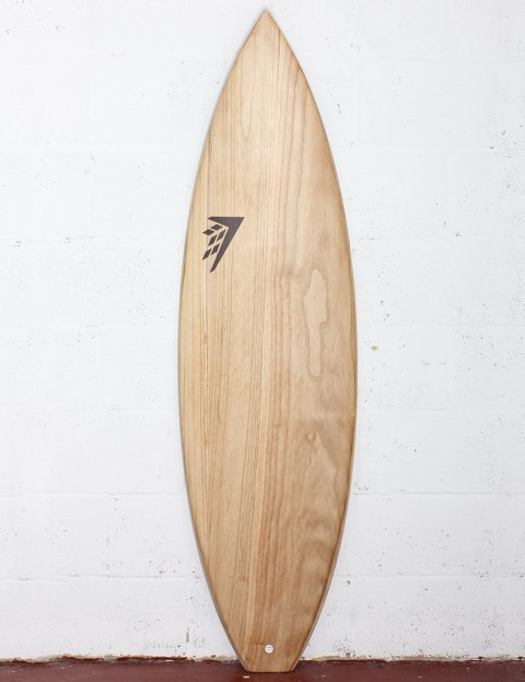 Firewire Timbertek Hell Razor Kiteboard 5ft 7 Futures - Natural Wood
