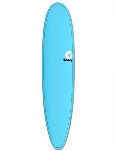 Torq Longboard surfboard 8ft 6 - Pinline/Blue