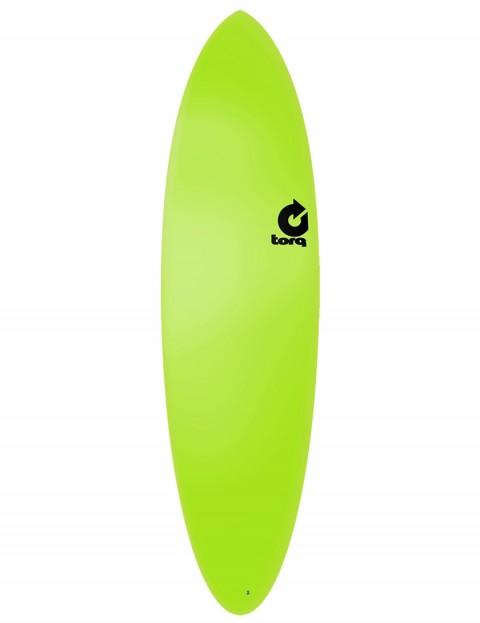 Torq Fun Soft & Hard surfboard 6ft 8 - Green