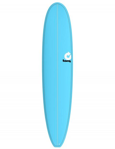 Torq Longboard Surfboard 9ft 0 - Blue/Pinline