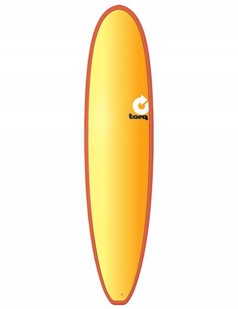 Torq Mini Long Surfboard 8ft 0 - Colour Fade