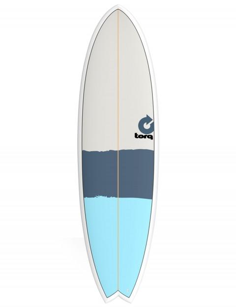 Torq Mod Fish surfboard 6ft 3 - New Classic