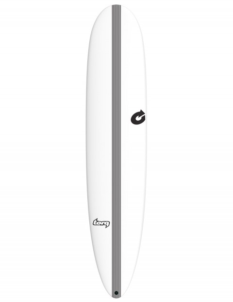 Torq Tec The Don surfboard 8ft 6 - White