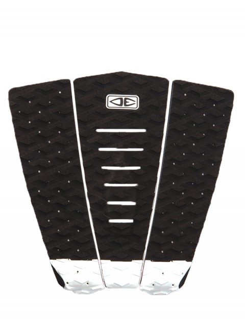 Ocean & Earth Simple Jack surfboard tail pad - White