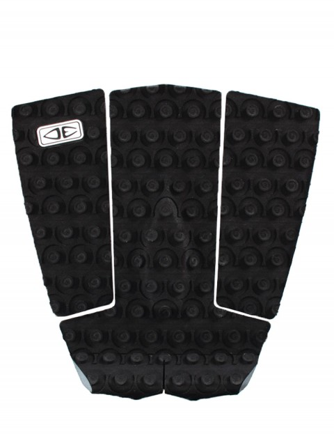 Ocean & Earth Octo 3 Piece surfboard tail pad - Black