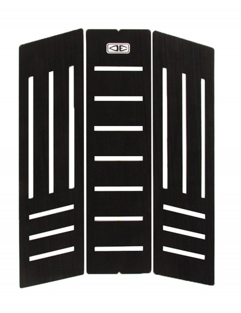 Ocean & Earth Down The Line Centre Deck traction pad - Black