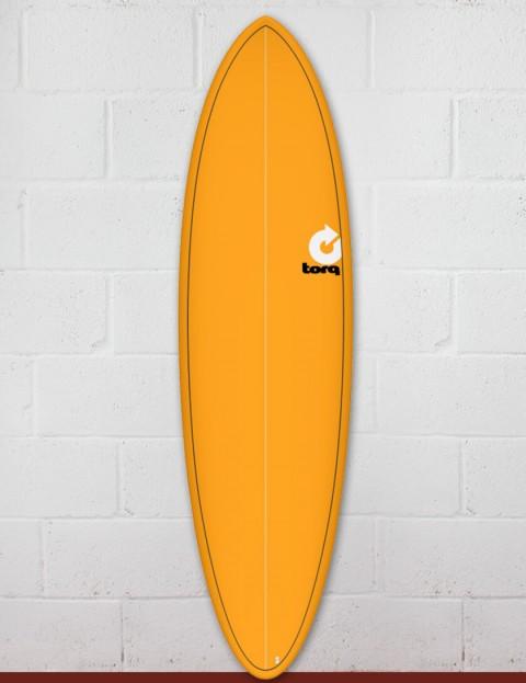 Torq Mod Fun Surfboard 6ft 8 - Orange