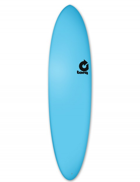 Torq Fun Soft & Hard surfboard 7ft 2 - Blue