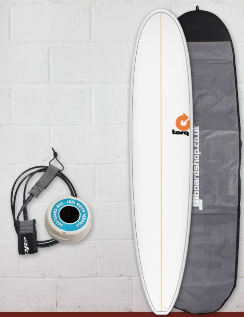 Torq Long Surfboard package 9ft 0 - Pinline