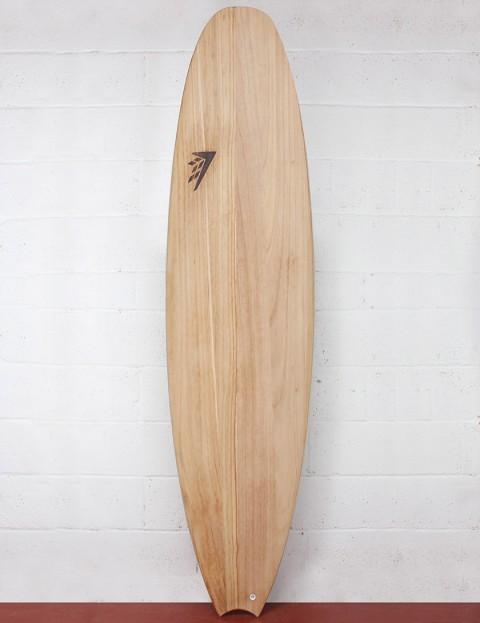 Firewire Timbertek Sub Moon surfboard 6ft 6 Futures - Natural Wood
