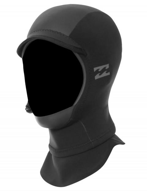 Billabong Furnace 2mm Wetsuit Hood - Black