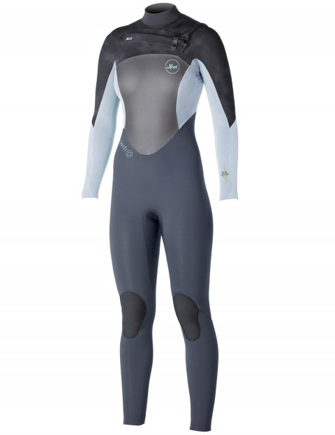 Xcel Ladies Infiniti X2 Front Zip 5/4mm Wetsuit 2016 - Sky