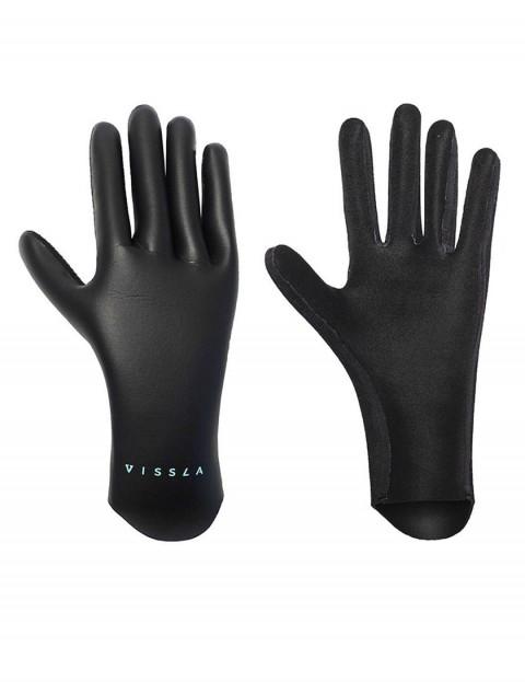 Vissla High Seas 1.5mm wetsuit gloves - Black