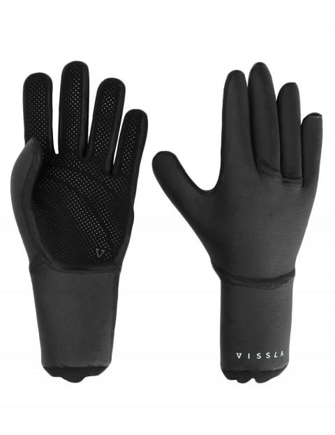 Vissla 7 Seas 3mm wetsuits gloves - Black