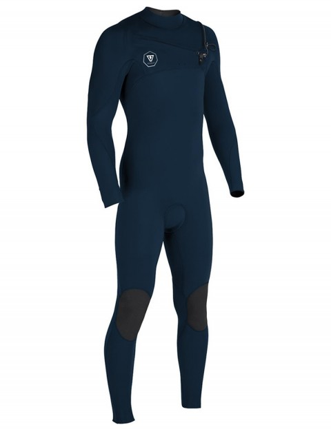Vissla 7 Seas Chest Zip 5/4mm wetsuit 2019 - Midnight