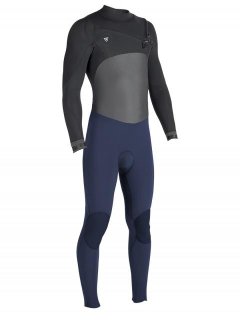 Vissla 7 Seas 50/50 Chest Zip 5/4mm wetsuit 2018 - Navy