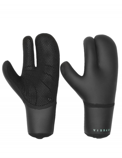 Vissla 7 Seas Claw 5mm wetsuits gloves - Black