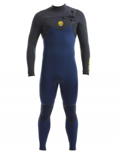 Alder Evo Chest Zip 3/2mm wetsuit 2017 - Navy