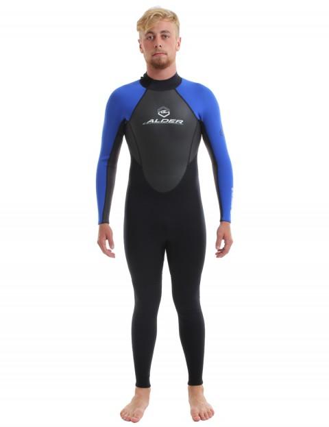 Alder Impact 3/2mm wetsuit 2017 - Blue