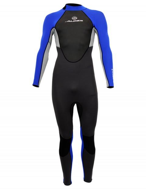 Alder Impact Boys 3/2mm wetsuit 2017 - Blue