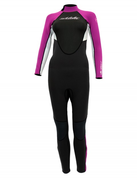 Alder Ladies Impact 3/2mm wetsuit 2017 - Violet