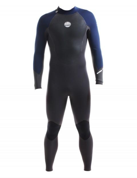 Alder Stealth 3/2mm wetsuit 2017 - Navy