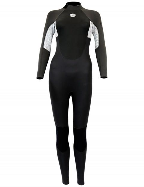 Alder Ladies Stealth 3/2mm wetsuit 2017 - Grey