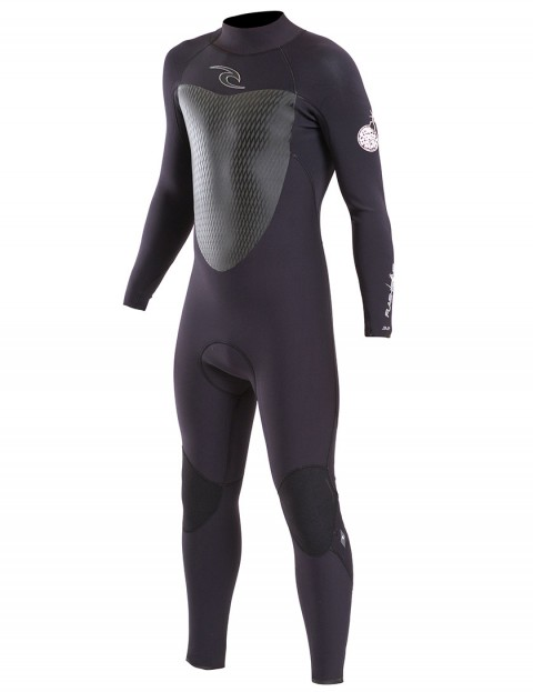 Rip Curl Wetsuits Flash Bomb Back Zip 3/2mm Summer 2015 - Black