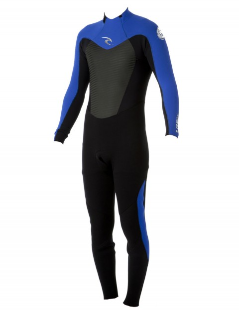 Rip Curl Boys Omega 5/3mm Wetsuit 2017 - Blue