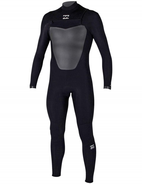 Billabong Absolute Comp Chest Zip 5/4mm Wetsuit 2017 - Black