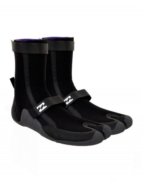 Billabong Revolution Split Toe 5mm Wetsuit Boot - Black