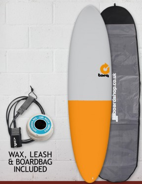 Torq Mod Fun surfboard package 7ft 2 - Fifty Fifty
