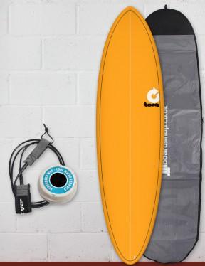 Torq Mod Fun Surfboard package 6ft 8 - Orange