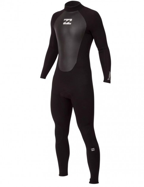 Billabong Boys Intruder 5/4/3mm Wetsuit 2017 - Black