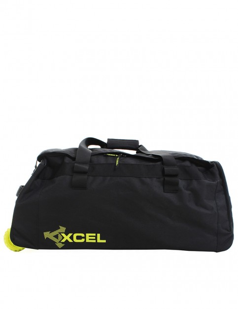 Xcel Travel Lite Duffle wheeled travel bag 115L - Black